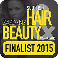 award winning salon Aberdeen