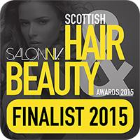 award winning salon Aberdeen