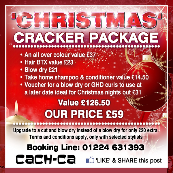 Christmas Cracker package fb image